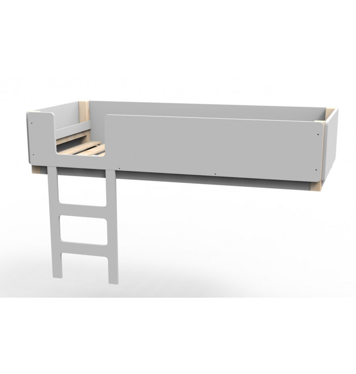 Evolution kit Discovery - canopy bed to bunk bed - Mathy by Bols