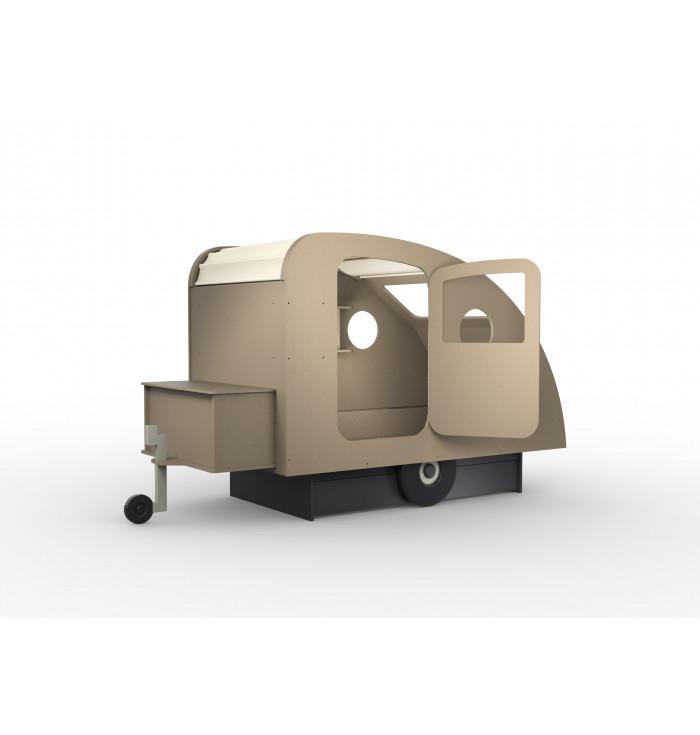 Caravan bed - Mathy by Bols