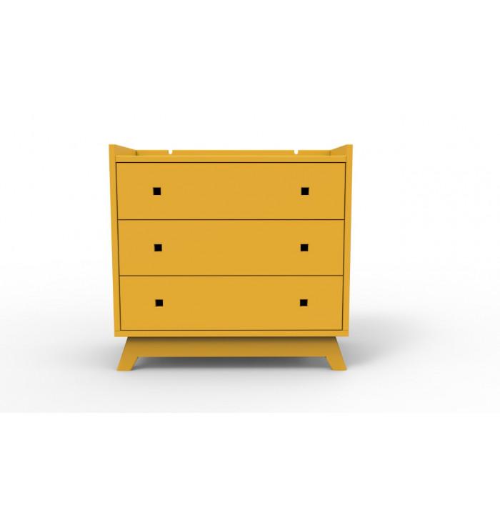 Madavin 3 drawers chest - Mathy by Bols