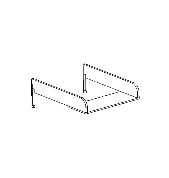 Piano fasciatoio - Madavin - Mathy by Bols