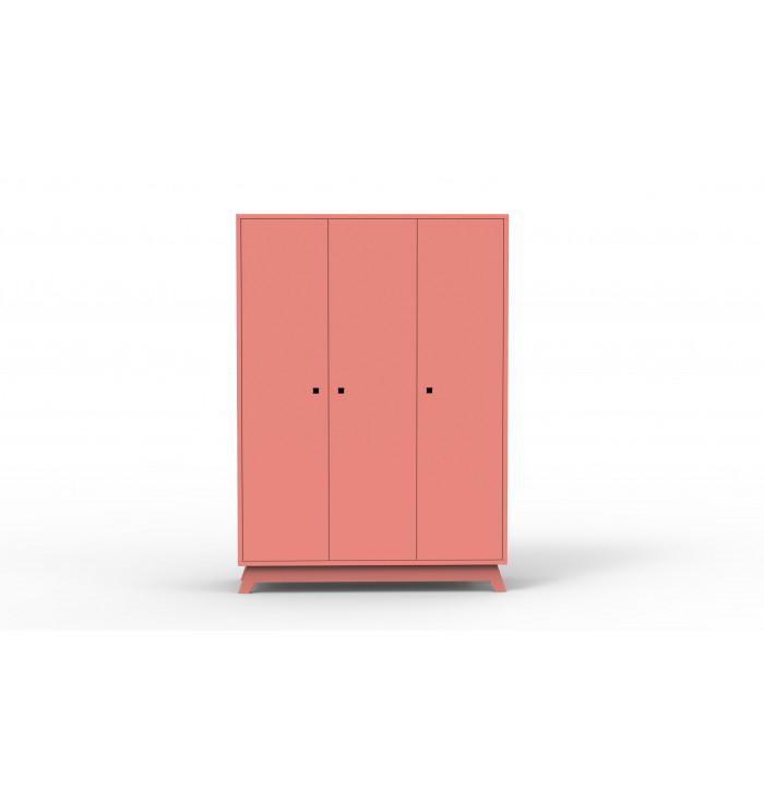 3 Doors Wardrobe - Madavin - Mathy by Bols