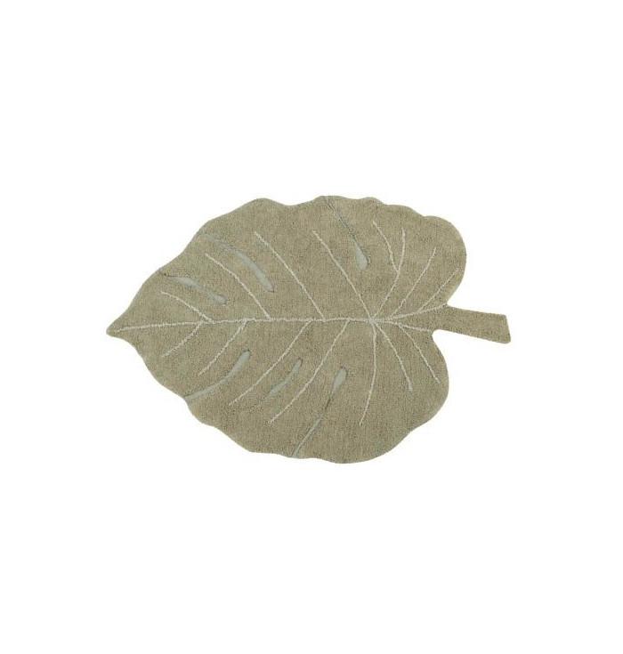 Monstera Leaf Rug - Lorena Canals