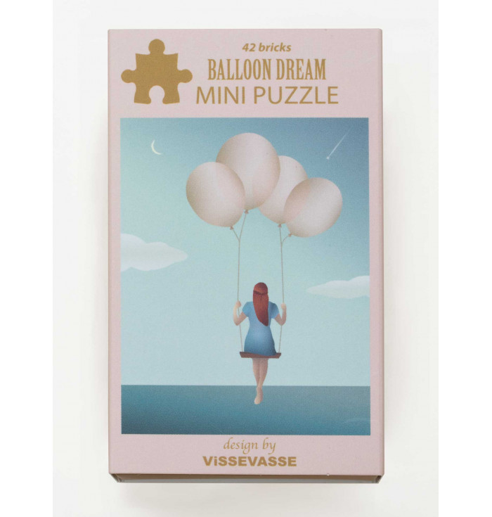 Mini Puzzle 42 pezzi - Balloon dream