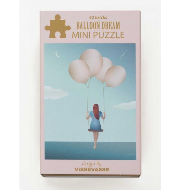 Mini Puzzle 42 pieces - Balloon dream