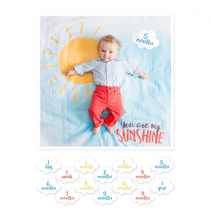 Cover Kit First Year You are my sunshine - For The Babies More Social!