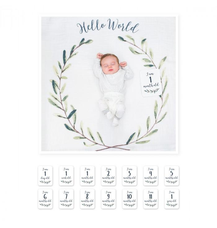 Copertina Kit Primo Anno Hello world - Per I Bebè Più Social!