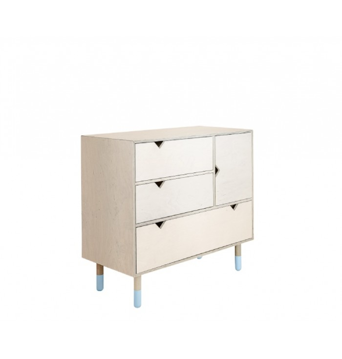 Chest of drawers - Mountain collection - Wood Luck