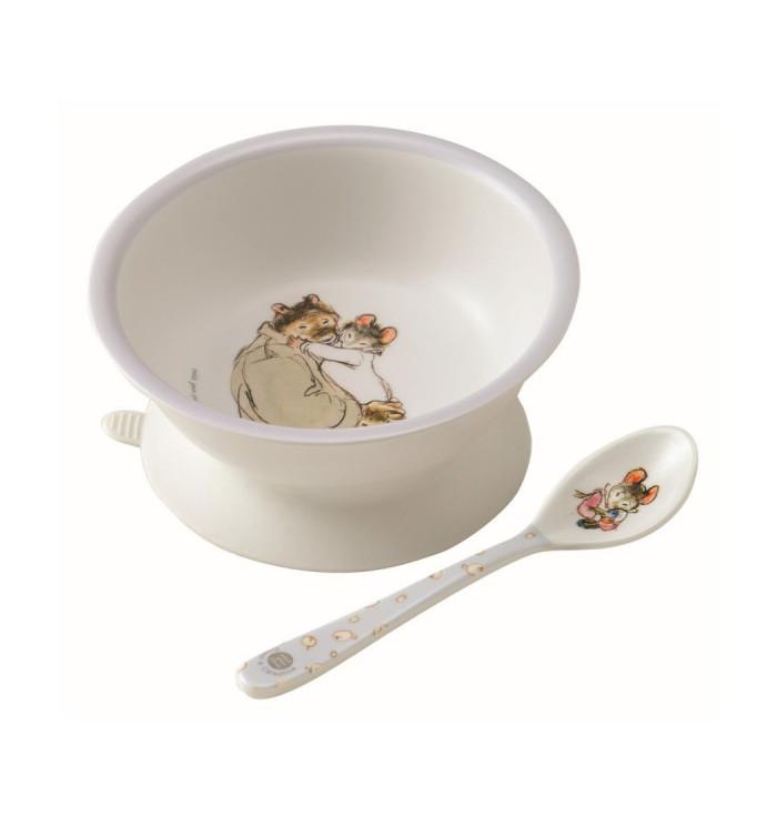 Melamine bowl  - Ernest & Celestine