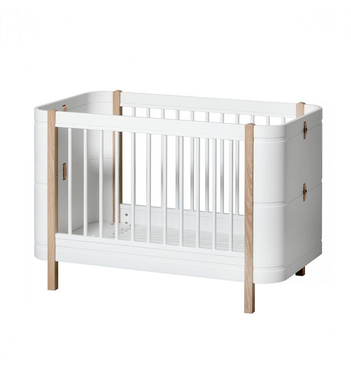 LETTINO EVOLUTIVO WOOD MINI+ - Oliver Furniture