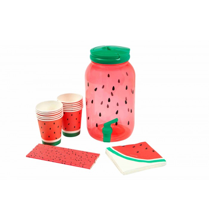Beverage Dispenser kit - Watermelon