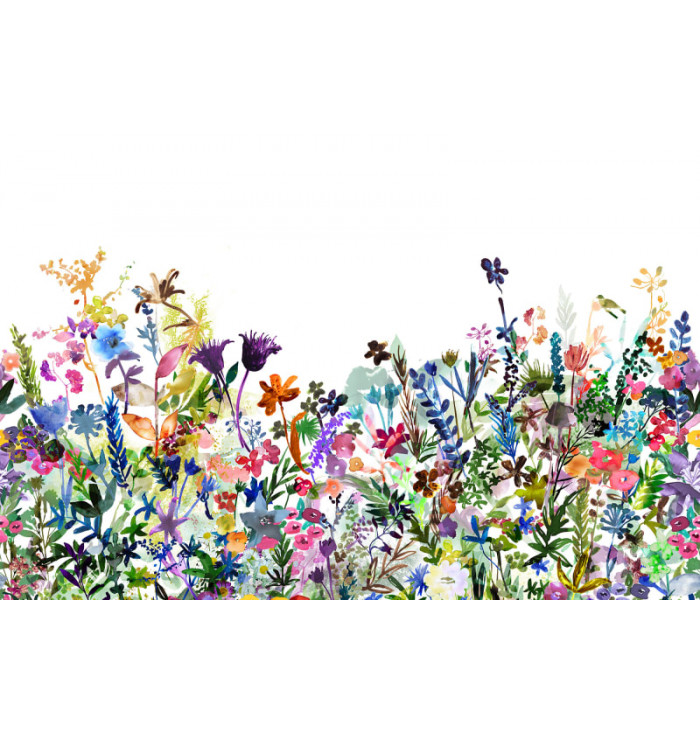 Wallpaper - May Meadow - Rebel Walls
