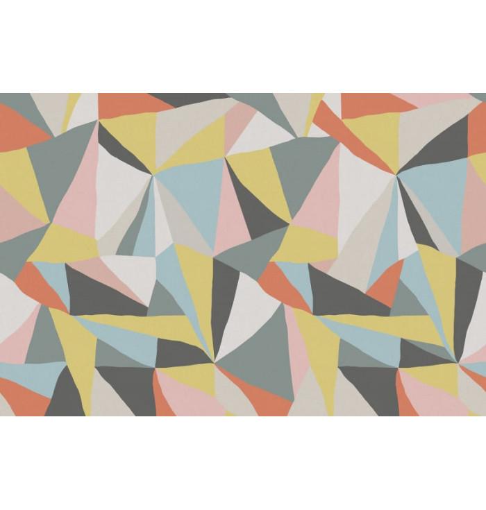 Wallpaper - Retro Geometry - Rebel Walls