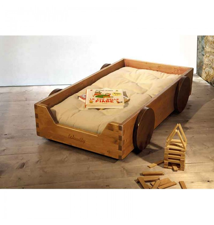 Bed Montessori Surf - Woodly