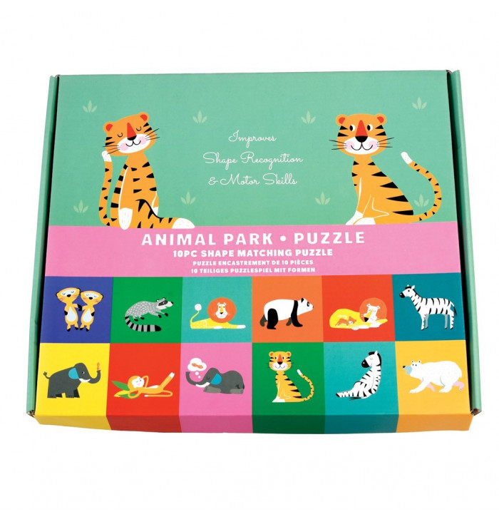 "Puzzle ""Animal Park"" - Rex London"