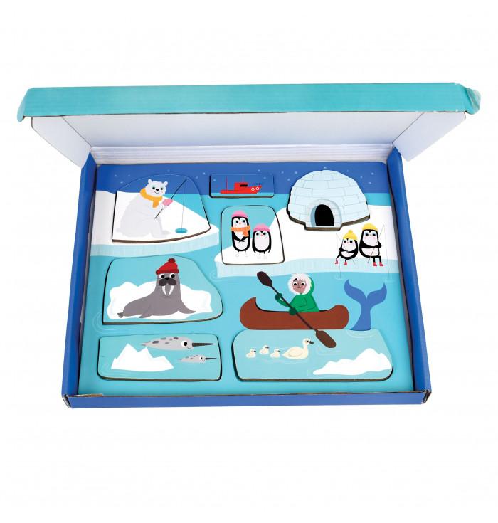 "Puzzle ""Polar Explorer"" - Rex London"