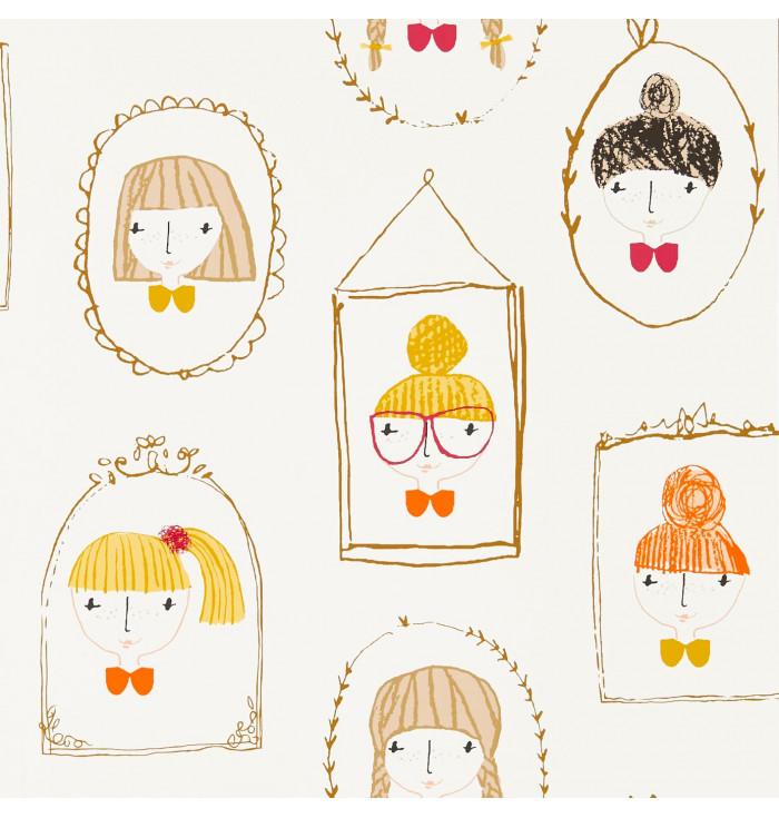Carta da parati - Guess who? - Hello Dolly