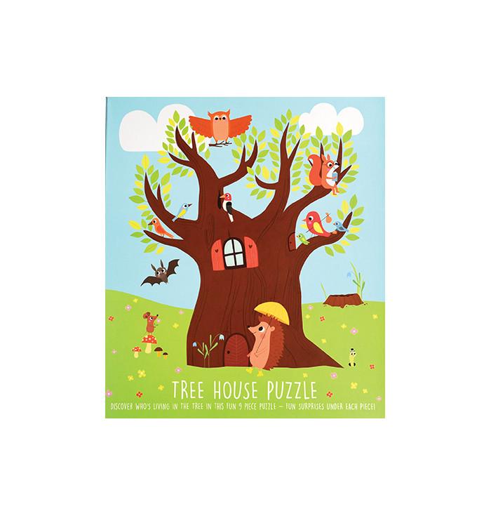 "Puzzle ""Tree House"" - Rex London"