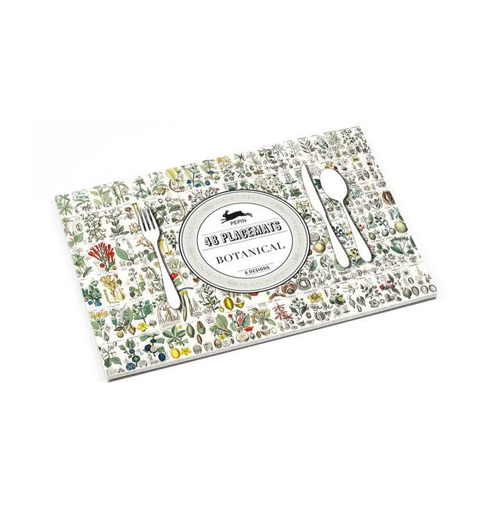 Set tovagliette monouso - Pepin Press