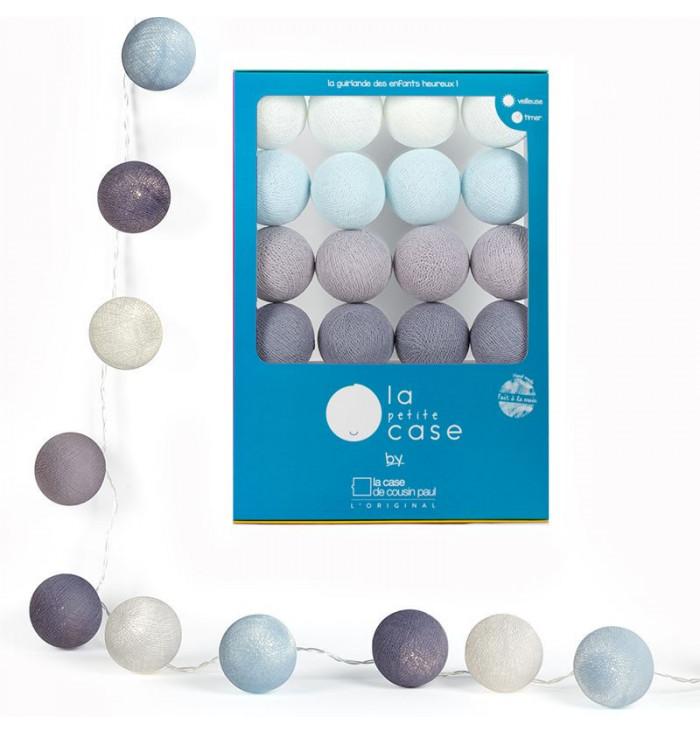 Garland Light 16 balls - La Case de Cousin Paul