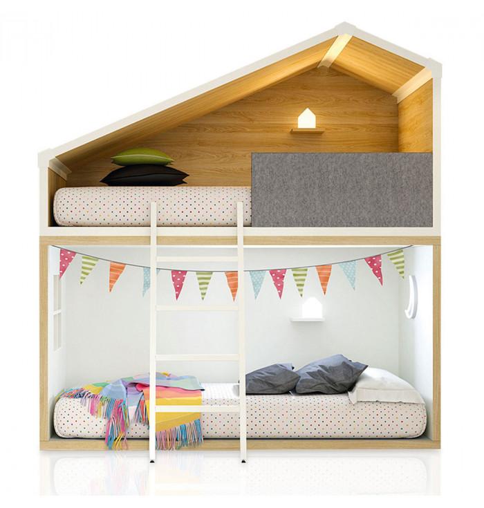 Bunk bed Cottage - Lagrama