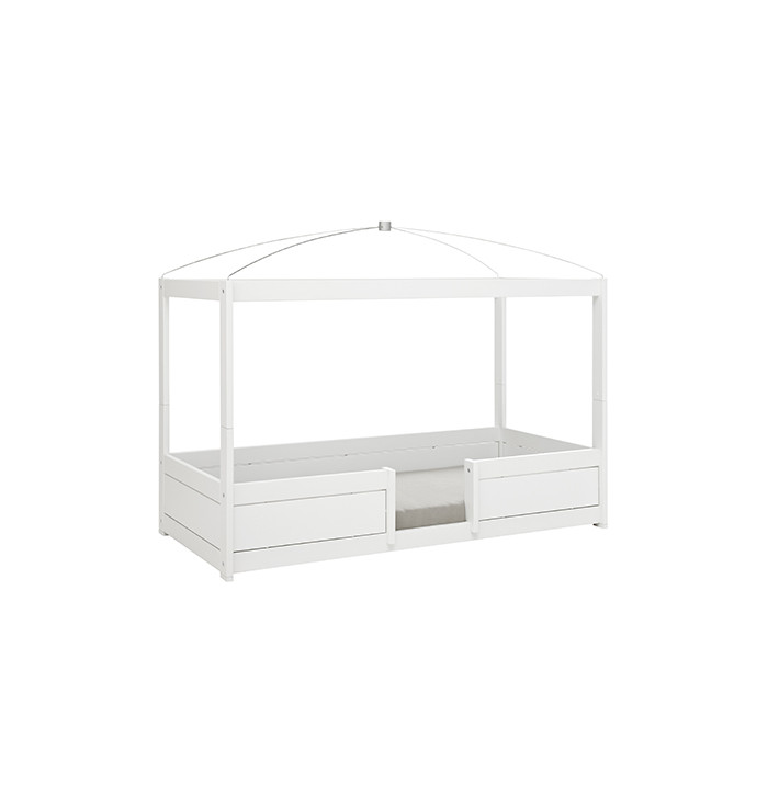 4-IN-1 BED WITH CANOPY STRUCTURE - Lifetime