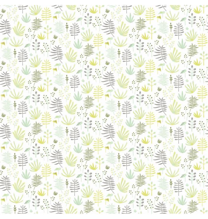 Fabric Happy Dreams - All over Jungle - Casadeco