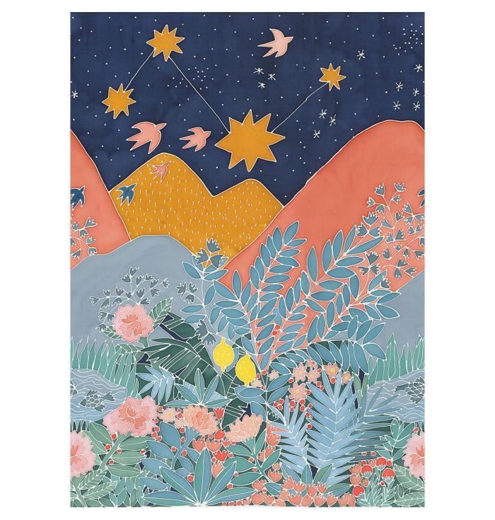 Wallpaper panel Hygge - Dreamland