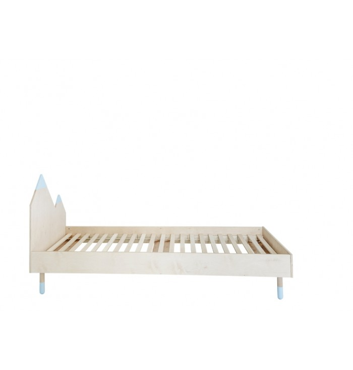 Letto singolo - mountain collection - Wood Luck