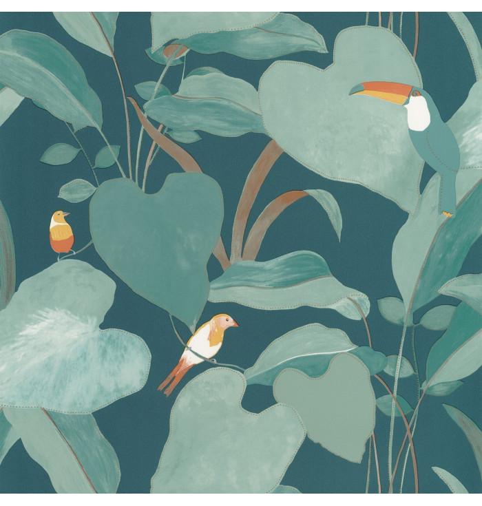 Wallpaper L'Odyssee - Amazonia - Caselio