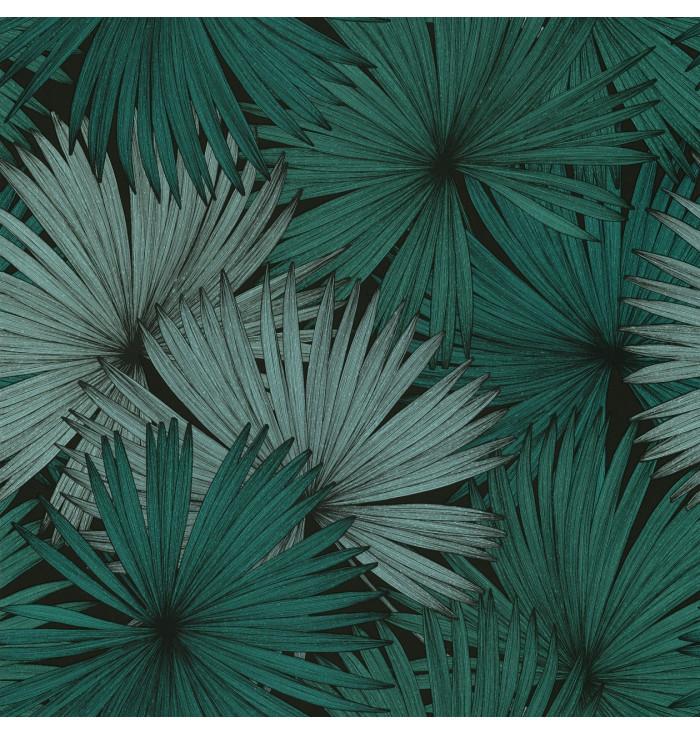 Wallpaper Jungle - Coconut - Caselio