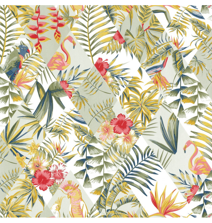 Carta da parati Jungle - Paradise - Caselio