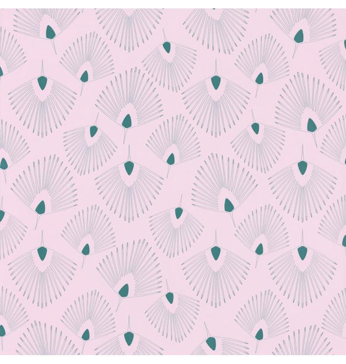 Wallpaper Jungle - Eventails - Caselio