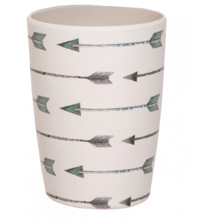 Bamboo glasses set - Variuos patterns