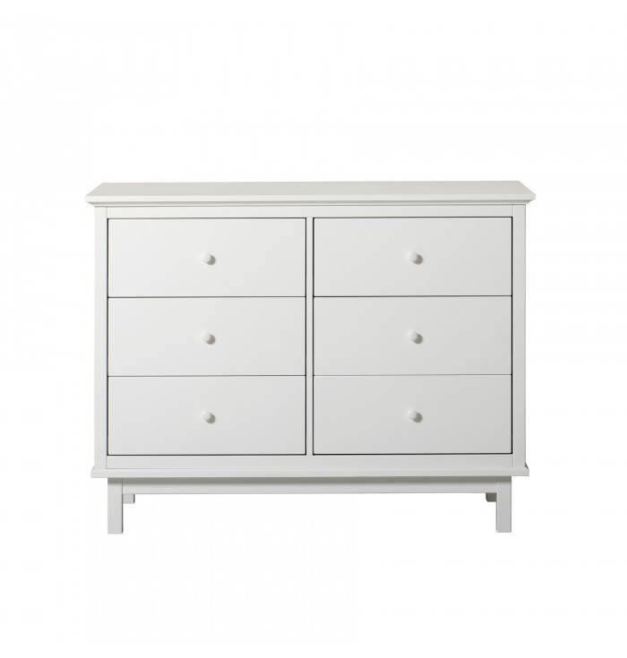 Cassettiera Seaside 6 cassetti - Oliver Furniture