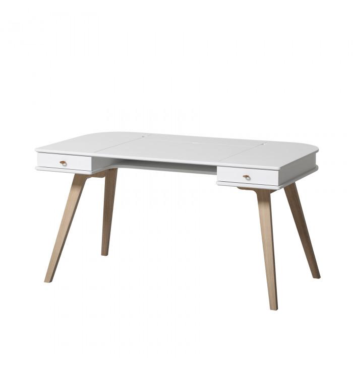 Scrivania con cassetti Wood - Oliver Furniture