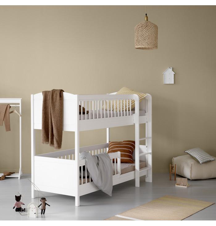 Letto a castello basso Seaside Lille+ - Oliver Furniture