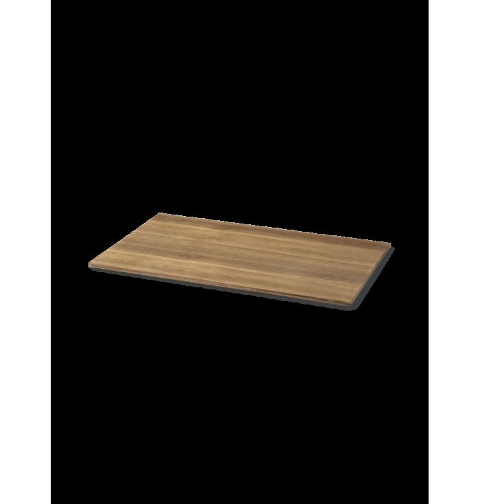 Vassoio in legno per Plant Box rettangolare bassa - Ferm Living