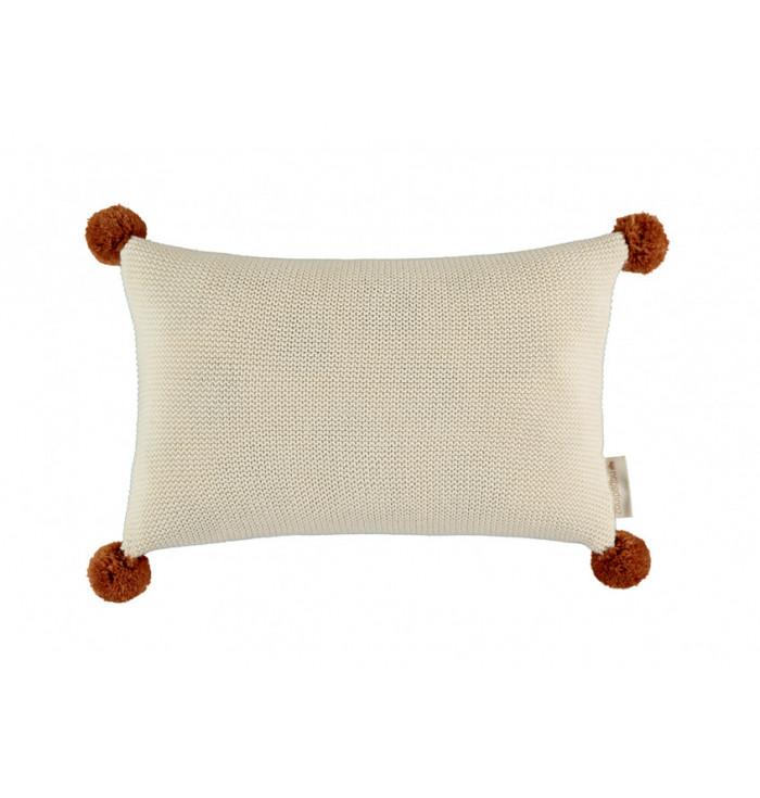 Knitted Pillow So Natural - Nobodinoz