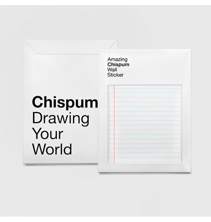 Wallpaper Repositionable Rows - Chispum