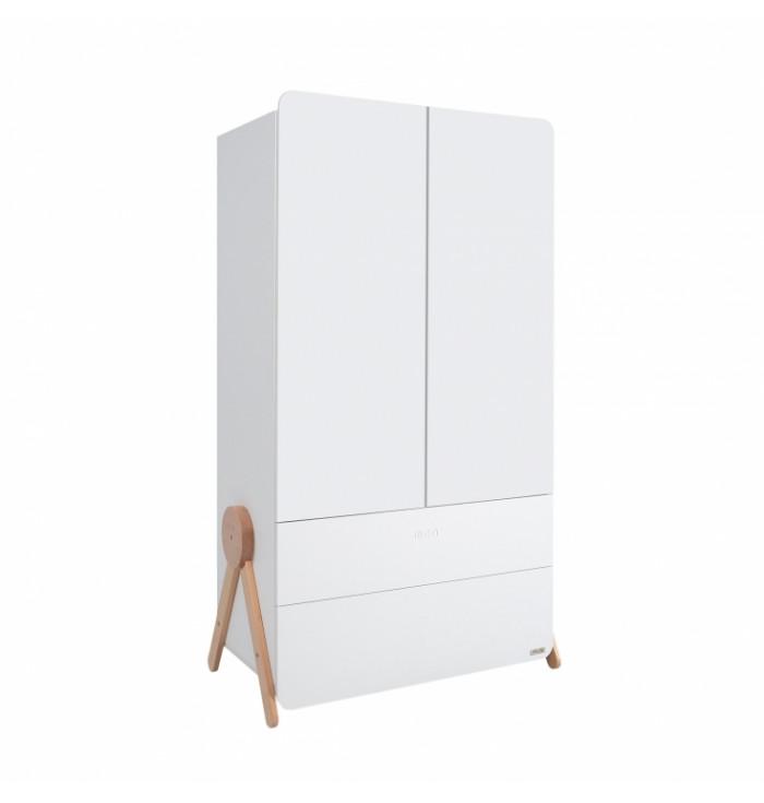 Wardrobe Swing 2 doors - Micuna