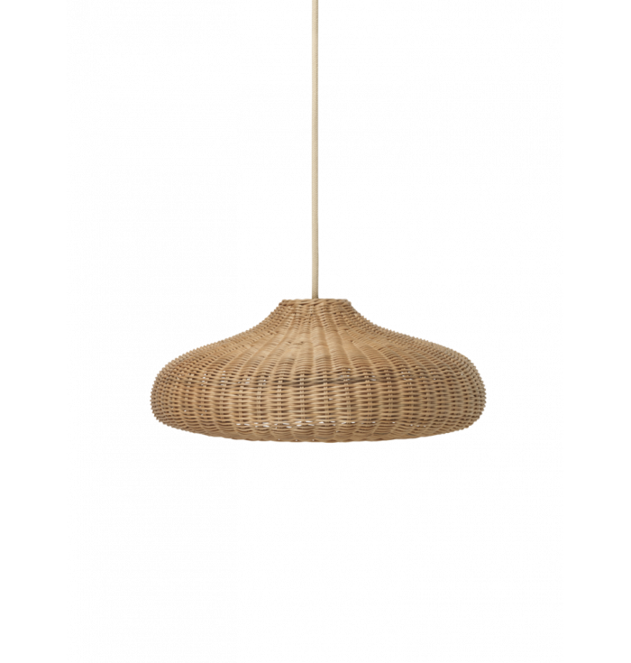 Paralume in rattan - Ferm Living