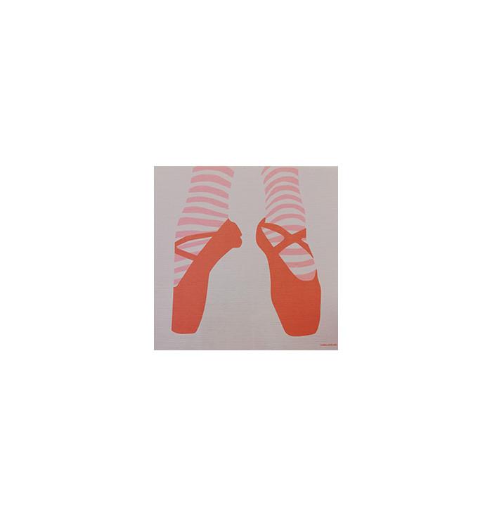 Quadro scarpette ballerina - Camilla Atelier