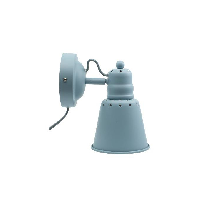 Wall Lamp - Blue