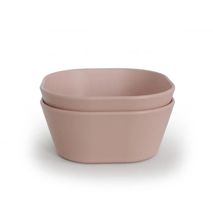 Set 2 square bowls - Mushie
