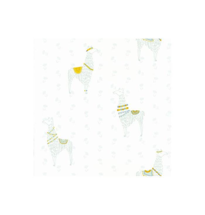 Wallpaper Girl Power - Lamaste - Caselio