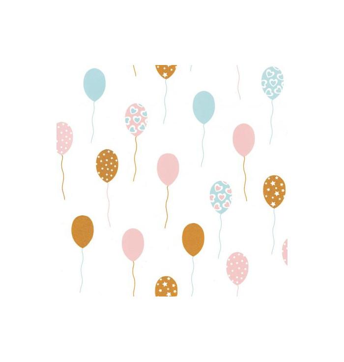 Carta da parati Girl Power - Party time - Caselio