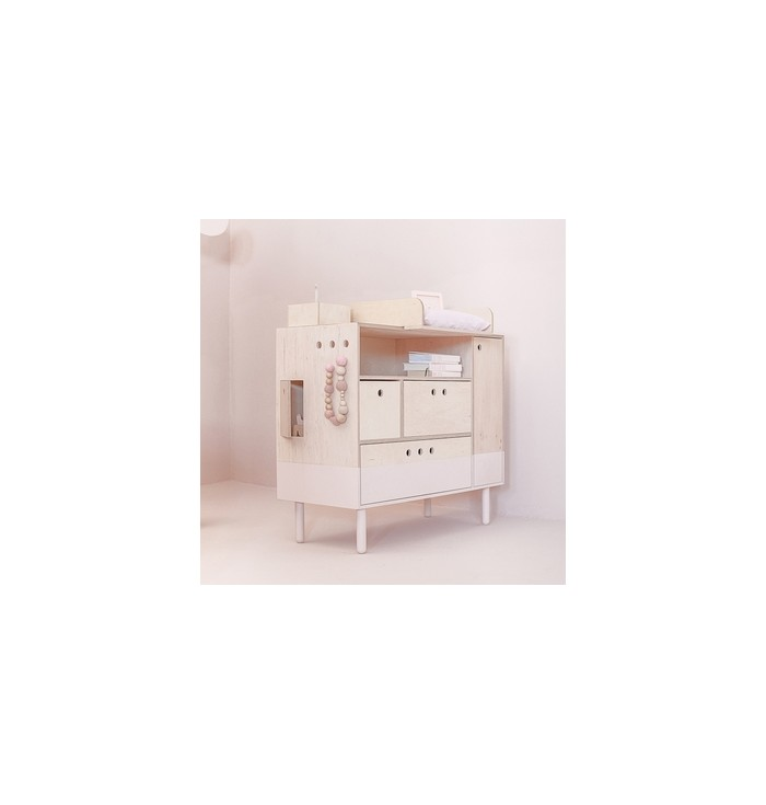 Changing table - River collection - Wood Luck