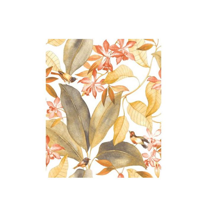 Tissu delicacy - Birdsong - Casadeco