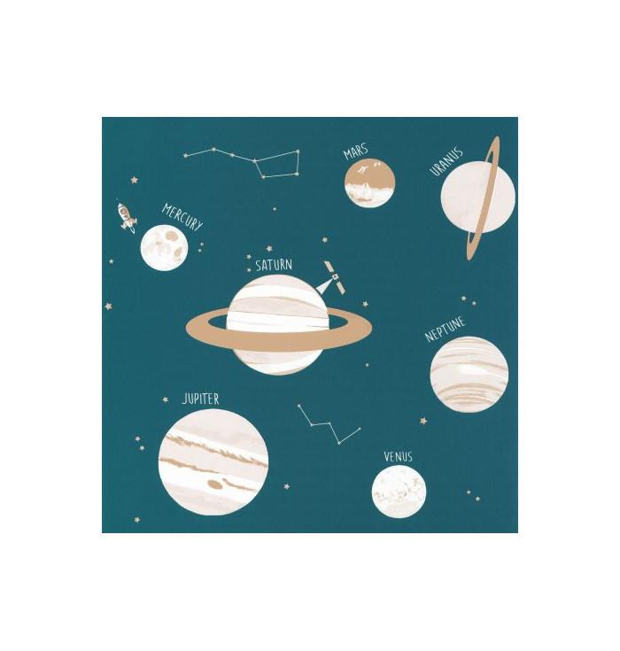 Carta da parati Our Planet - Universe - Caselio