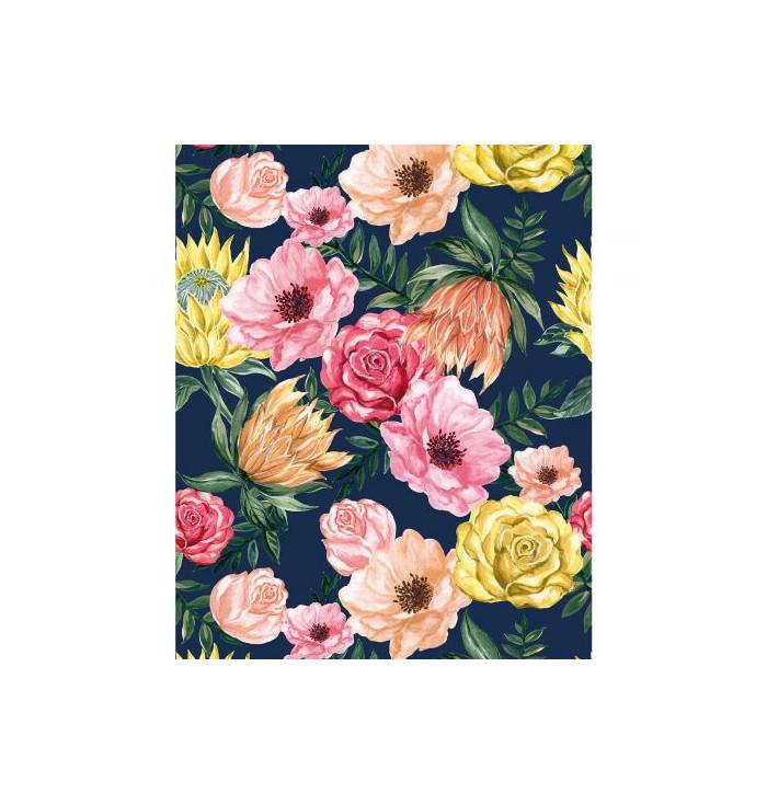 Wallpaper Flower Power - Blossom - Caselio